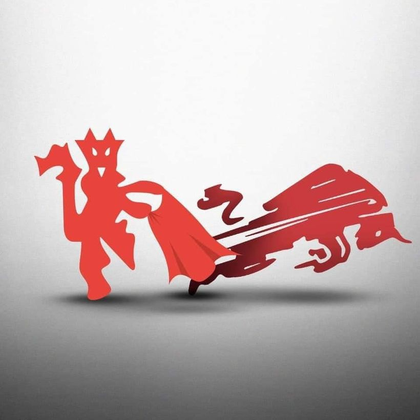 Ảnh chế Champions League: 'Tử thần' Manchester United